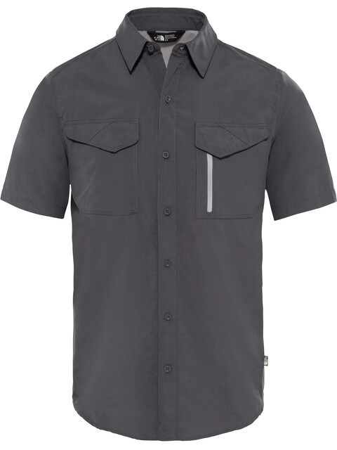 The North Face Sequoia - T-shirt manches courtes Homme - gris